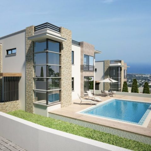Golden Hill Villas Girne