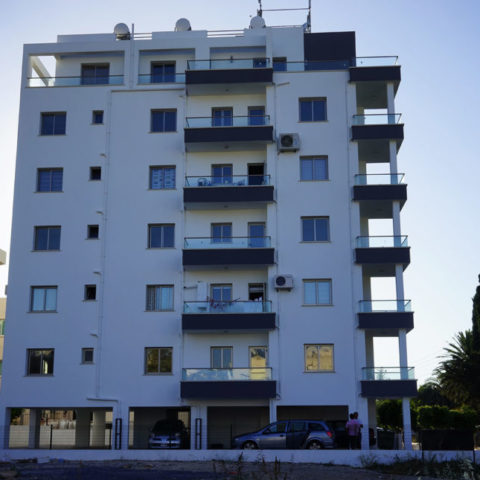 Öz-En 9 Apartment